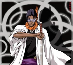 Bleach tousen kaname by nominee84