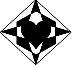 Black Heart symbol