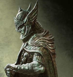 Odin Alighieri - Physical Appearnce