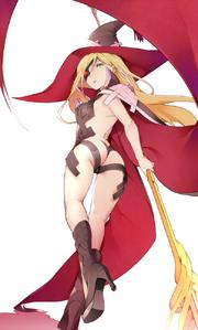 Miu's Armed Form