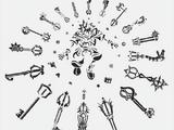 Diamond Celestial Gate Keys