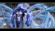 The ice giant cometh by nebezial