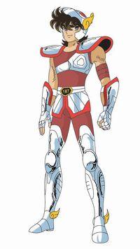 First Pegasus Armor