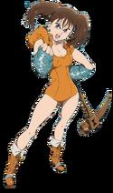 Rhea Cybele's appearance