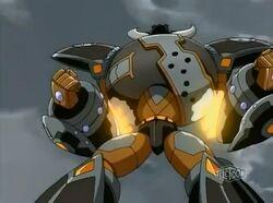 Armor of taurus