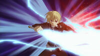 Eugene Hallantine - Sword Magic