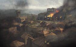 Fall of Pilse Navarina