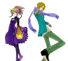 Ichigomi Twins