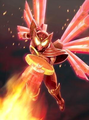Phoniex Buster Armor