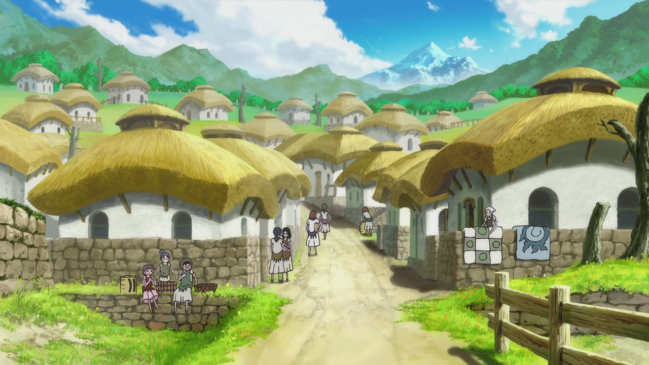 Selo Hogakure Western_Village_gecko
