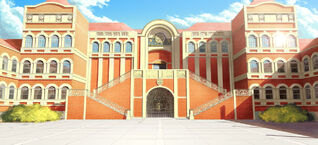 Tlom school yard bg by exitmothership-d66d3yq