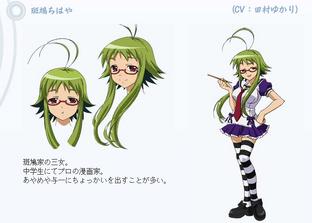 Chihaya Ikaruga