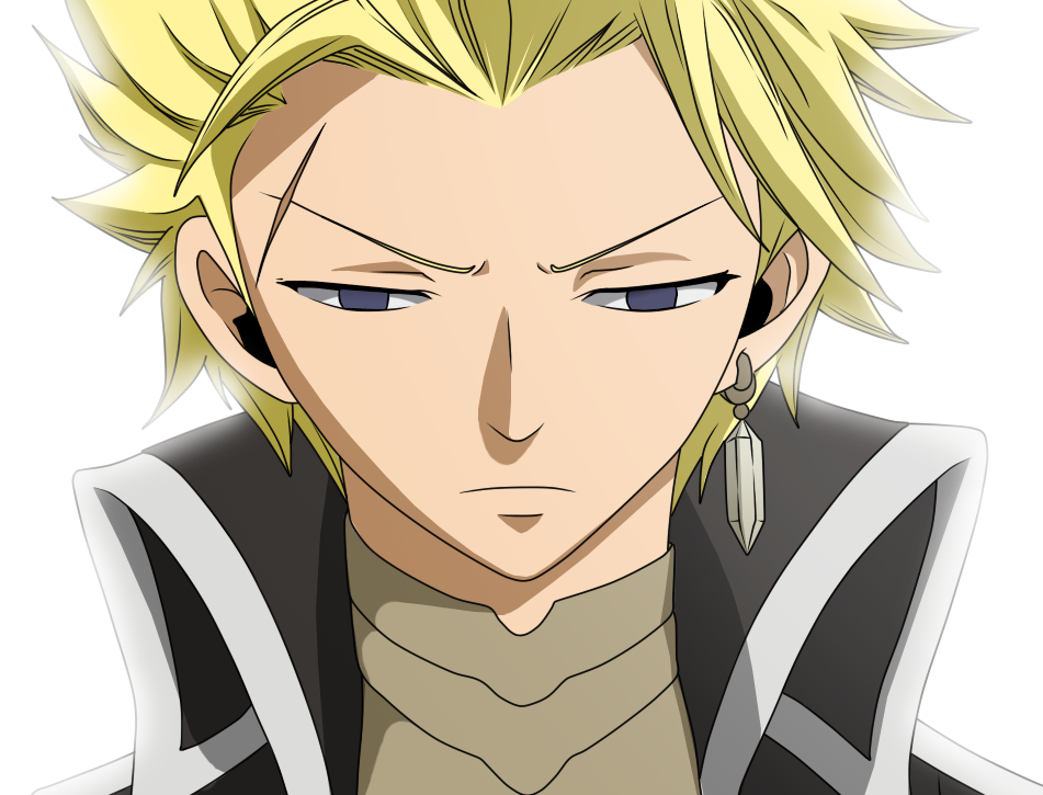 Fairy Tail Sting Hot