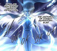 Angel Full Combat Power