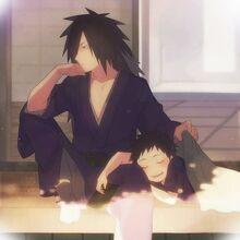 Fuma and Ryu