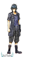 Noctis lucis caelum render by uke zaidy2008-d4ddgnc