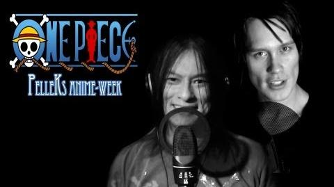 ONE PIECE - WE ARE! BY PELLEK AND YAMA-B-0