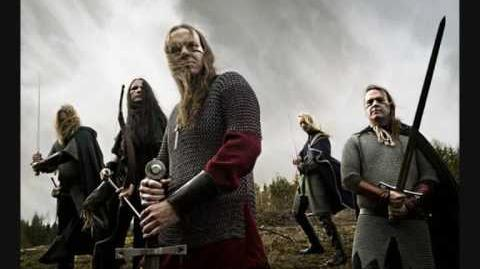 Ensiferum victory song with lyrics