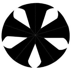 Star Cross symbol 2