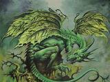 Earth Dragon Slayer Magic (Shizumi)