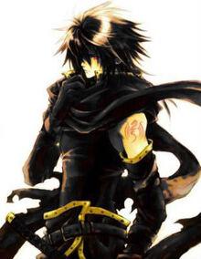 Kai-Ze Transformation Human