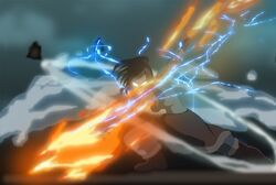 Blaze Lightning Magic