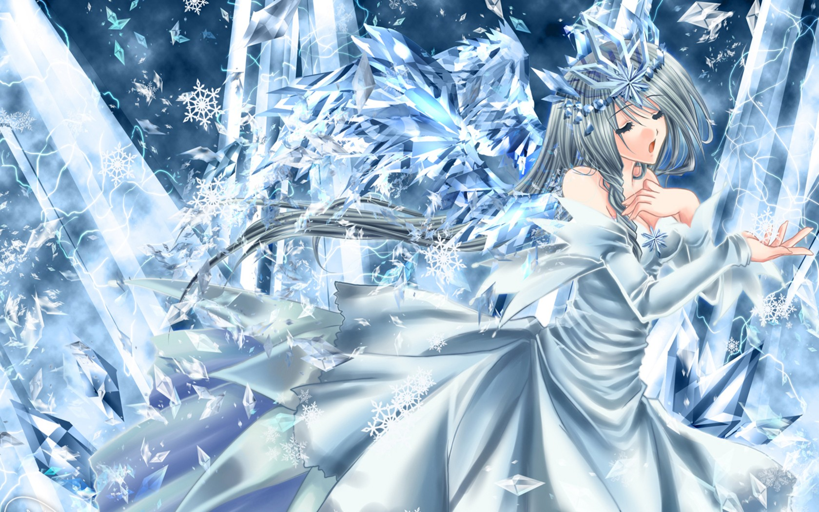 image - ice-princess-anime-fresh-new-hd-wallpaper-- | fairy tail