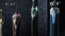 Four Holy Magic Swords