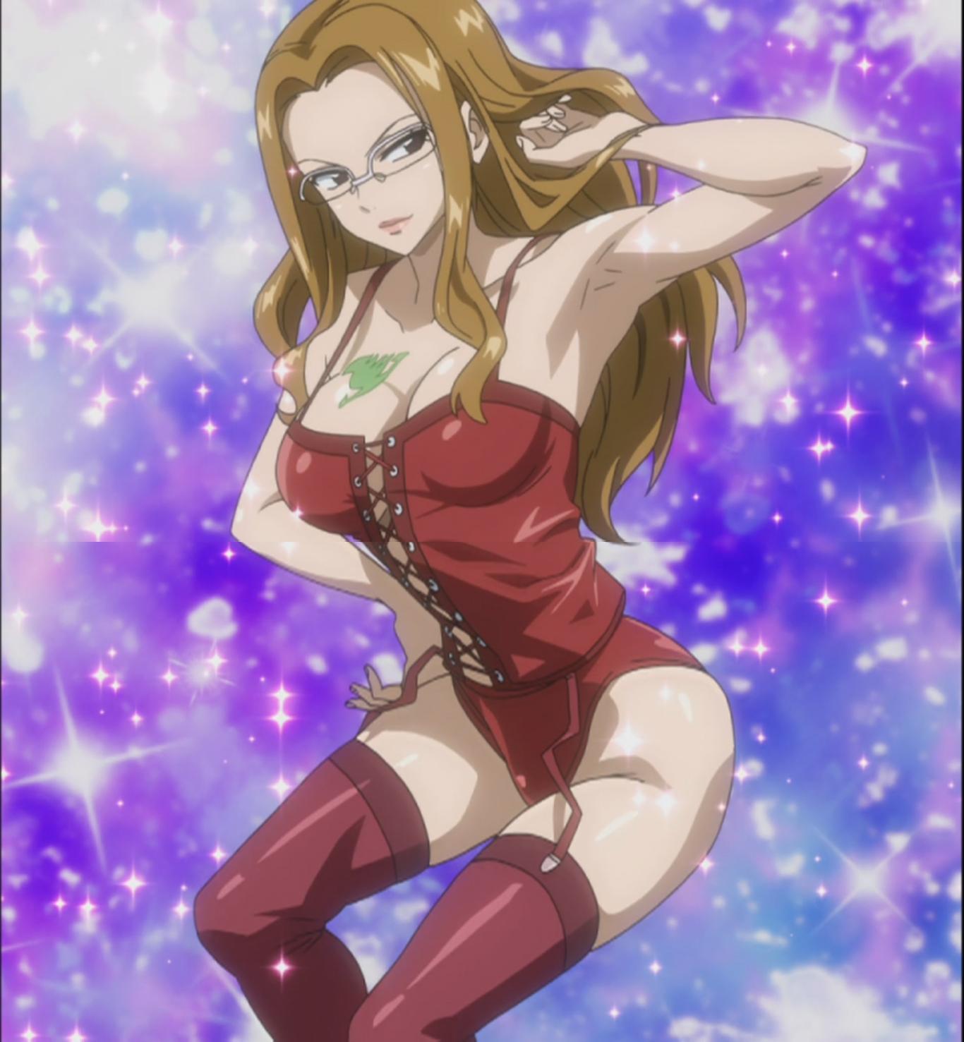 Fairy Tail Sexy Girls