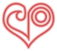 Fire Heart Symbol