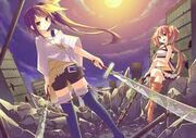 Tenshi and her sis