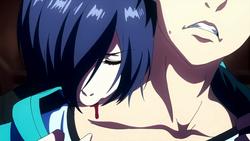Sayomi Devours Flesh and Blood