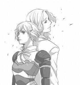 Ken-Tamaishi Twins