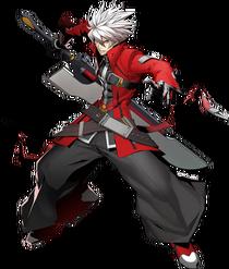 Ragna the Bloodage