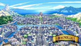 Magnolia Town