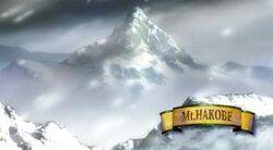 Mt. Hakobe