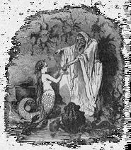 Bertall ill La Petite Sirène2