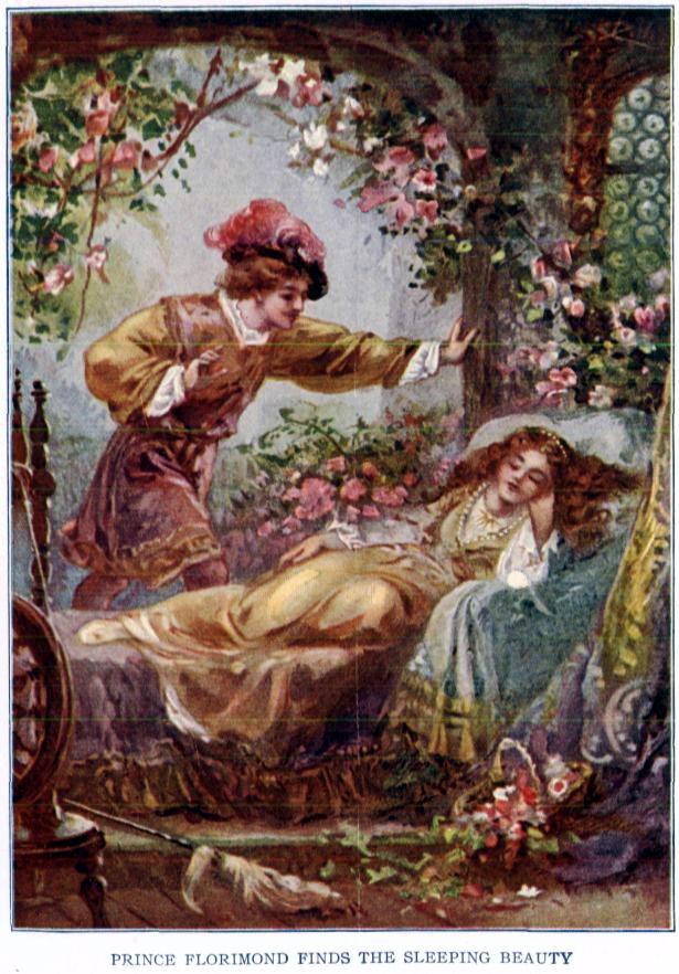 Sleeping Beauty Fairytale Wiki Fandom