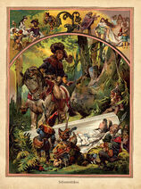 Snow White illustration from german children's book 1919 (3917968514)