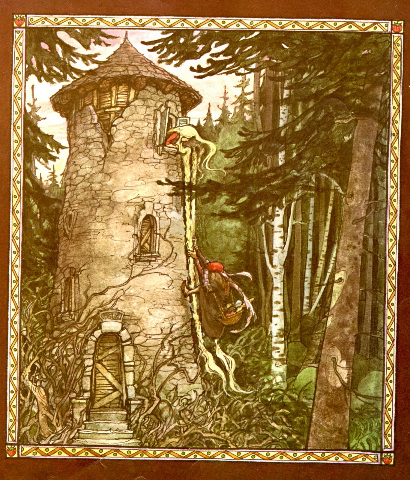 Because grimm's fairy tales weren't for kids, now you can buy the.