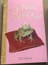 The Frog Princess by E