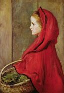 Red Riding Hood Character