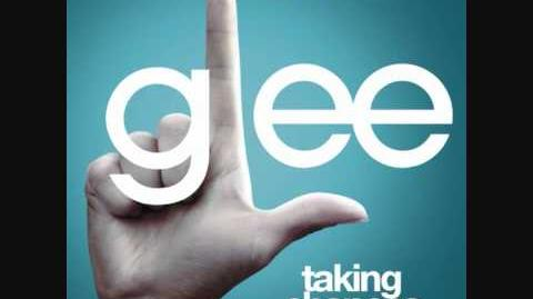 Glee - Taking Chances (Full HQ Audio)