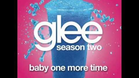 Glee cast - baby one more time
