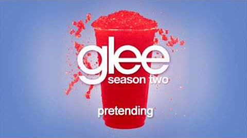 GLEE - Pretending (ORIGINAL SONG HD Full Studio)