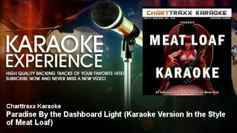 Meat Loaf - Paradise By the Dashboard Light (Karaoke Version)