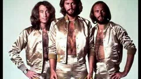 Bee Gees - More Than a Woman THE GREATEST HITS