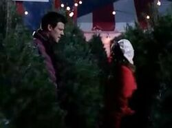 Finchel facing each other 2