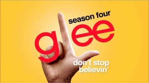 Don't Stop Believin' - Glee Cast Version (Rachel) With Download Link