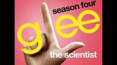 Glee - The Scientist (DOWNLOAD MP3 LYRICS)-1